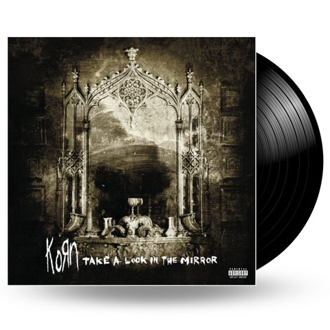 KORN - TAKE A LOOK IN THE MIRROR - 2LP