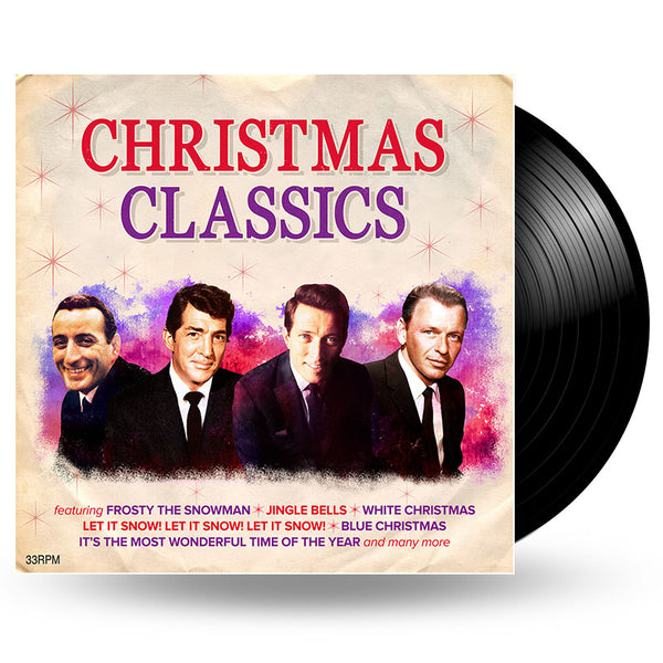 CHRISTMAS CLASSICS - VARIOUS ARTISTS - LP