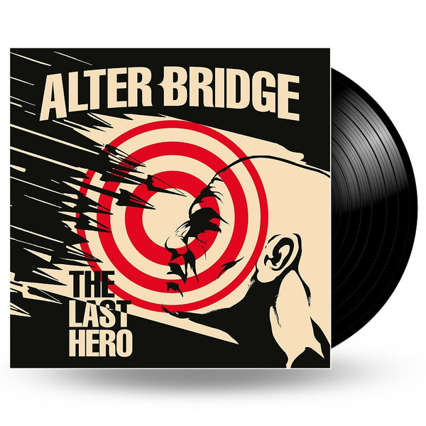 ALTER BRIDGE - LAST HERO - 2LP