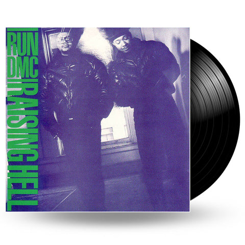 RUN-D.M.C - RAISING HELL - LP