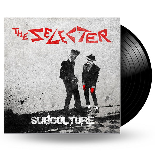 THE SELECTER - SUBCULTURE LP