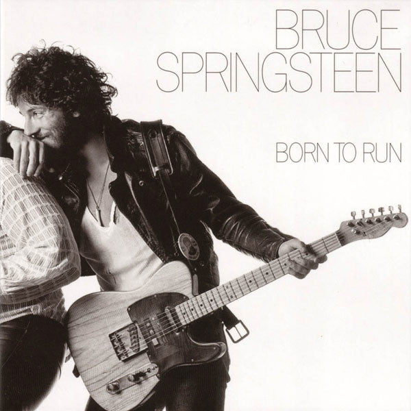 BRUCE SPRINGSTEEN - BORN TO RUN & BRUCE SPRINGSTEEN - NEBRASKA