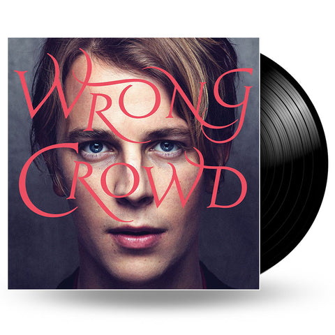 TOM ODELL - WRONG CROWD - LP - Signed