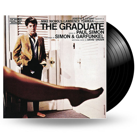 SIMON & GARFUNKEL - THE GRADUATE (SOUNDTRACK) - LP