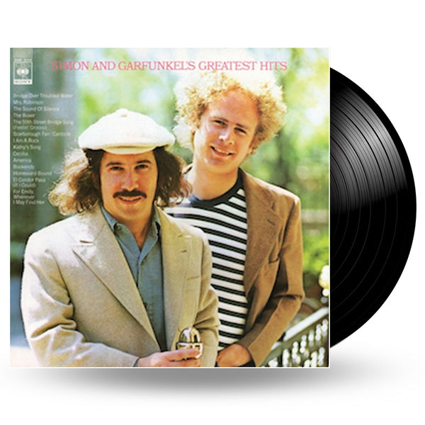 SIMON & GARFUNKEL - GREATEST HITS - LP