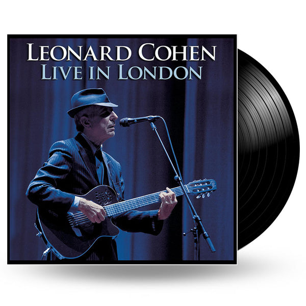 LEONARD COHEN - LIVE IN LONDON - 3LP