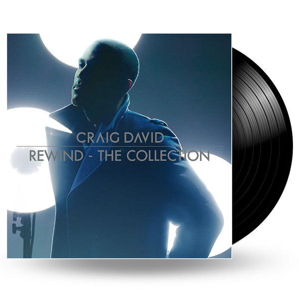 CRAIG DAVID - REWIND - THE COLLECTION - 2LP