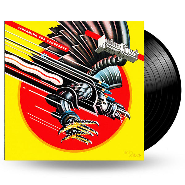 Judas Priest - Screaming for Vengeance - LP