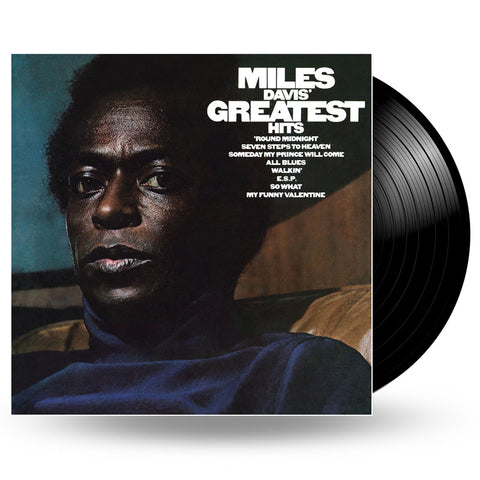 MILES DAVIS -  GREATEST HITS (1969) - LP