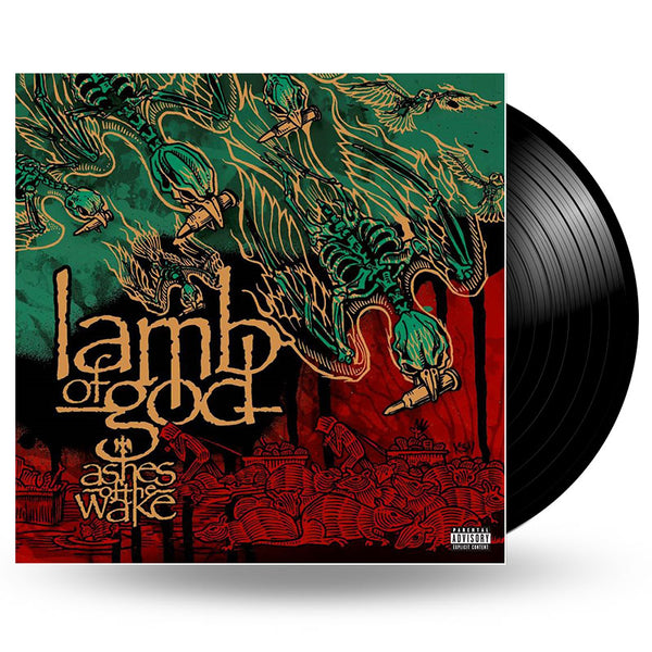 LAMB OF GOD - ASHES OF THE WAKE (15th Anniversary Edition) - 2LP