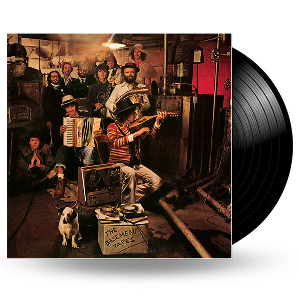 BOB DYLAN - THE BASEMENT TAPES  - 2LP