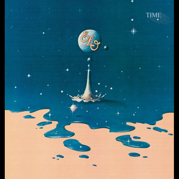 ELECTRIC LIGHT ORCHESTRA - TIME - CLEAR LP
