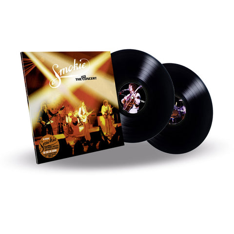 SMOKIE - THE CONCERT (LIVE IN ESSEN / GERMANY 1978) - 2LP