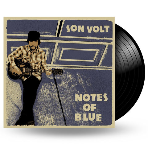 SON VOLT - NOTES OF BLUE - LP