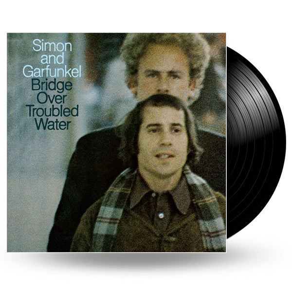 SIMON & GARFUNKEL - BRIDGE OVER TROUBLED WATER - LP