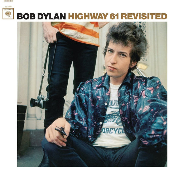 BOB DYLAN - HIGHWAY 61 REVISITED & BRUCE SPRINGSTEEN - BORN IN THE U.S.A.