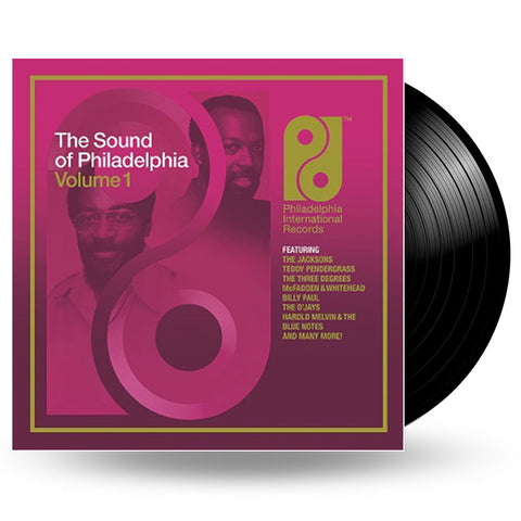 THE SOUND OF PHILADELPHIA - 2LP