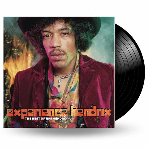 EXPERIENCE HENDRIX: THE BEST OF JIMI HENDRIX 2LP