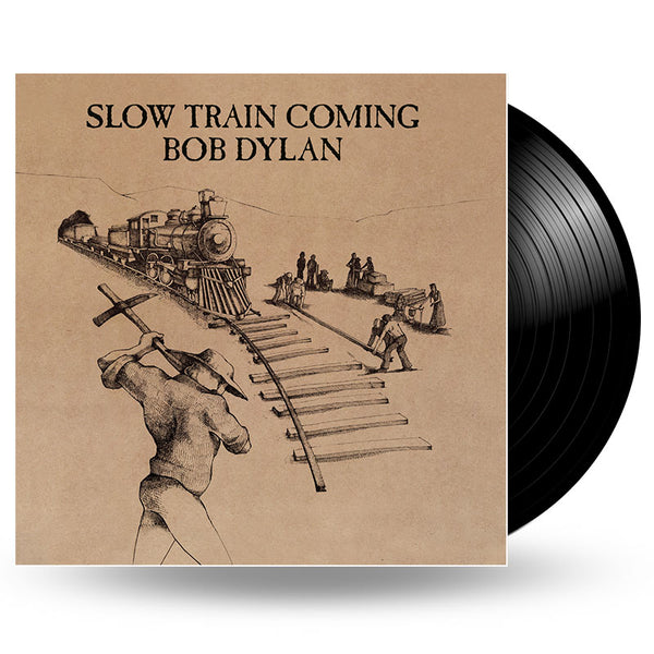 BOB DYLAN - SLOW TRAIN COMING LP