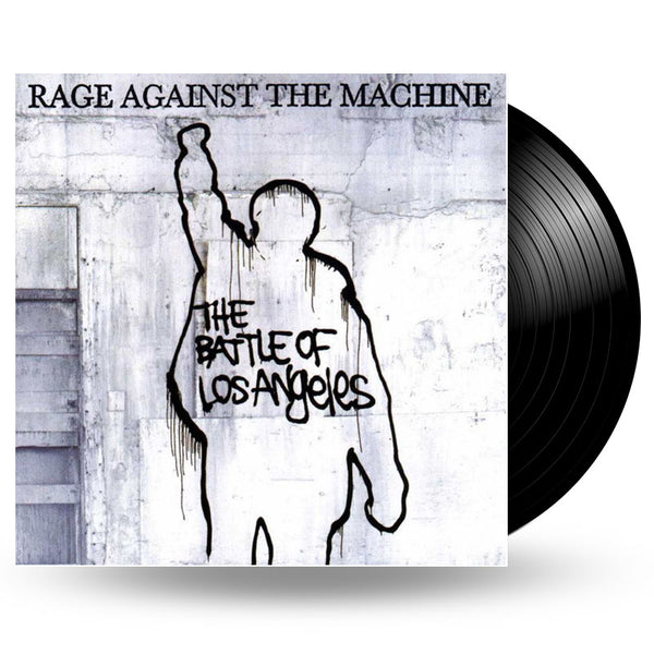 Rage Against The Machine - THE BATTLE OF LOS ANGELES - LP