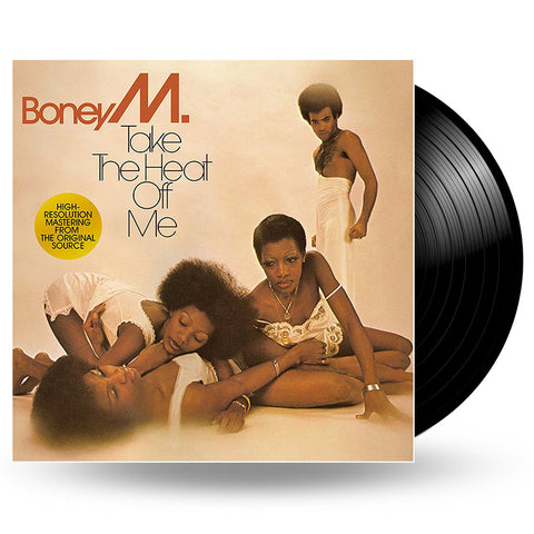 BONEY M. - TAKE THE HEAT OFF ME - LP