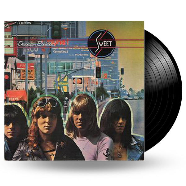 SWEET - DESOLATION BOULEVARD - LP