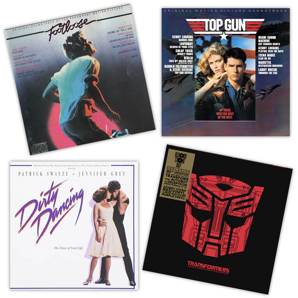 SOUNDTRACKS BUNDLE