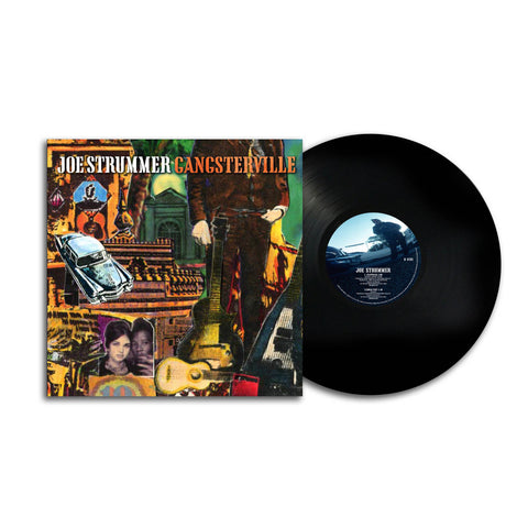 JOE STRUMMER - GANGSTERVILLE - 12""