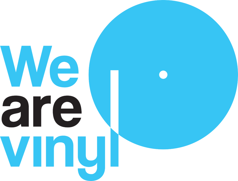We Are Vinyl UK logo