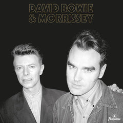 Morrissey & David Bowie - Cosmic Dancer 7""
