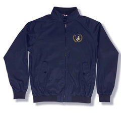 M HARRINGTON NAVY JACKET