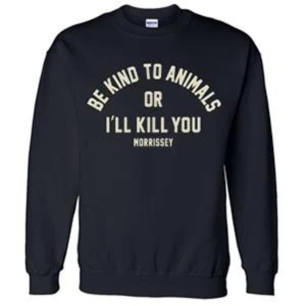 Black Be Kind Sweatshirt