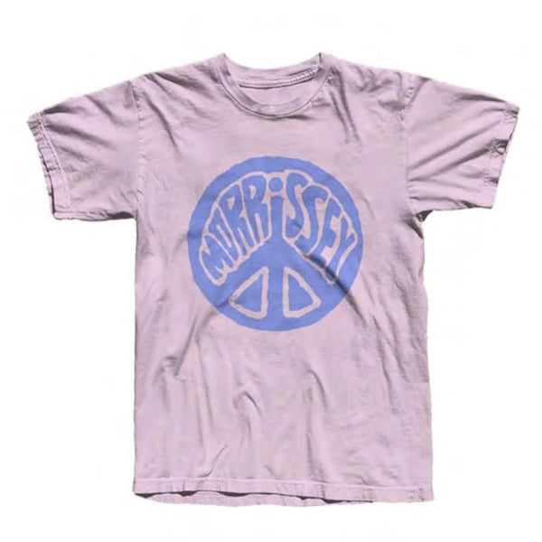 Peace Sign Pink Tee