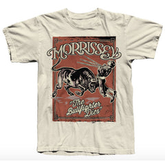 Bullfighter Dies Tee Black/Choc/Natural