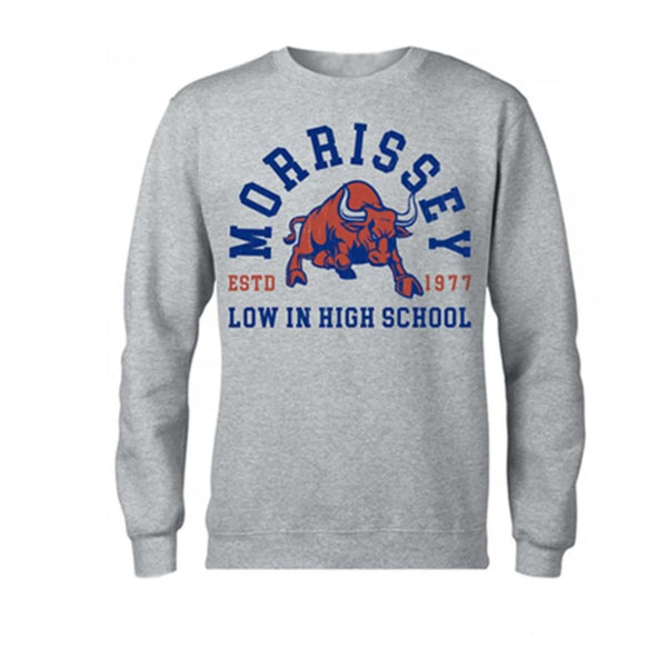 BULL SWEATSHIRT GREY