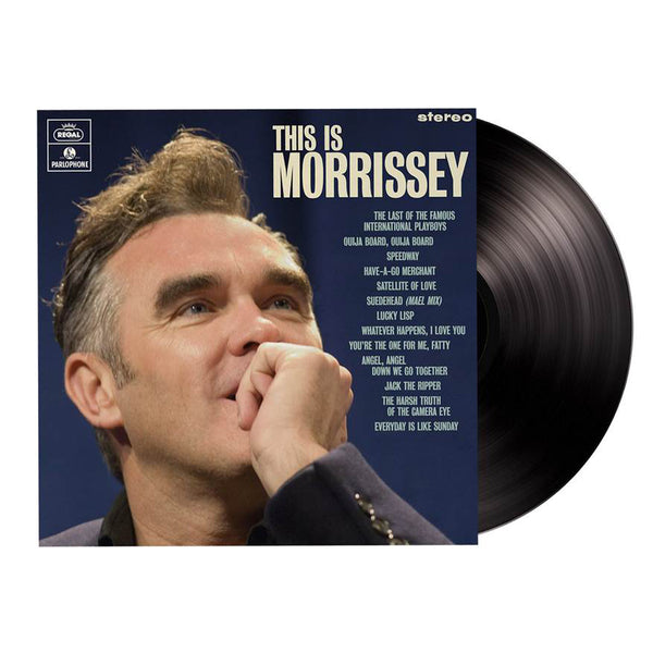 THIS IS MORRISSEY LP