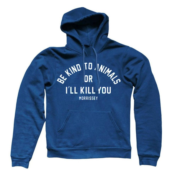 Be Kind Royal Blue Hoody