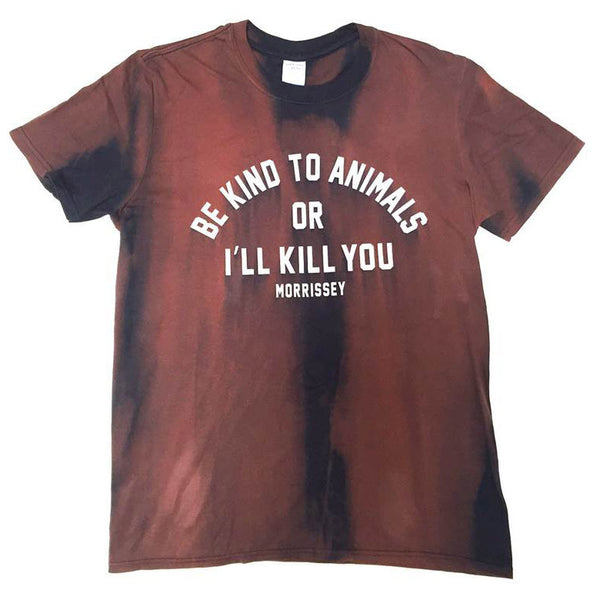 Be Kind Acid Wash Tee