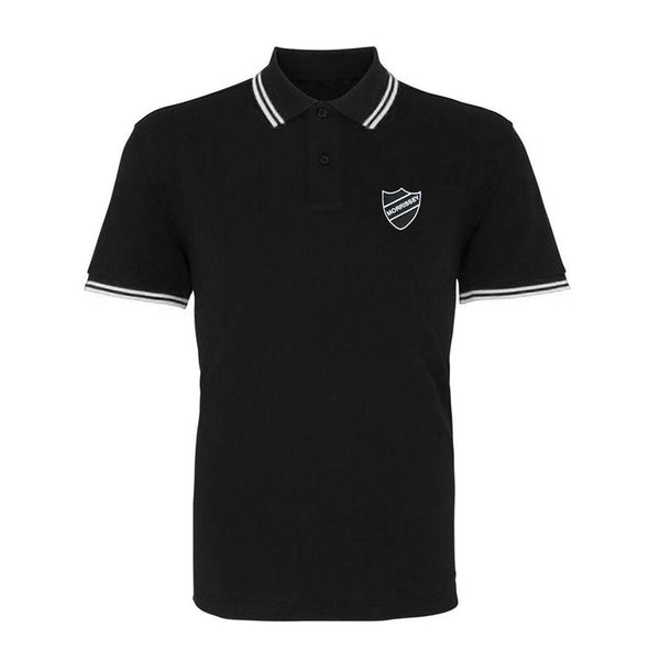 PREFECT LOGO BLACK POLO