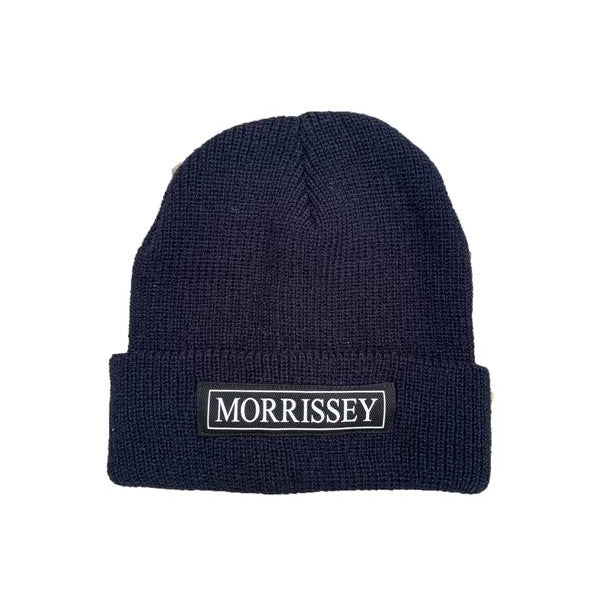 LOGO PATCH FRENCH NAVY BEANIE
