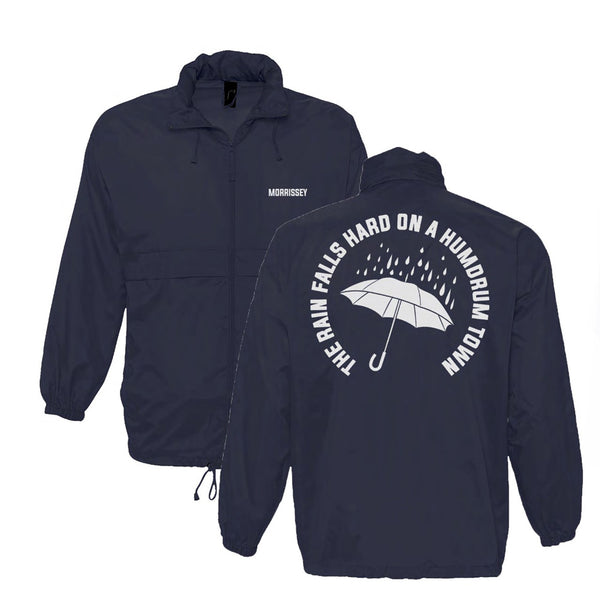 HUMDRUM TOWN NAVY WINDBREAKER