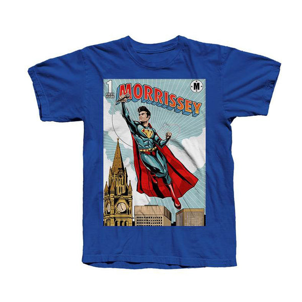SUPERMOZ BLUE TEE