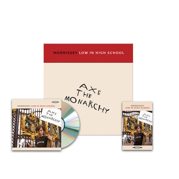 "Low In High School 7"" Boxset + Cassette + CD"