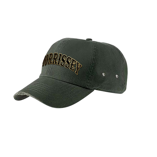Logo Distressed Army Cap