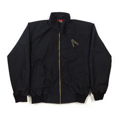 SWITCHBLADE HARRINGTON BLACK JACKET