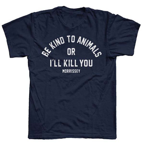 Navy Be Kind T-Shirt