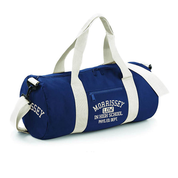 LIHS BLUE GYM BAG