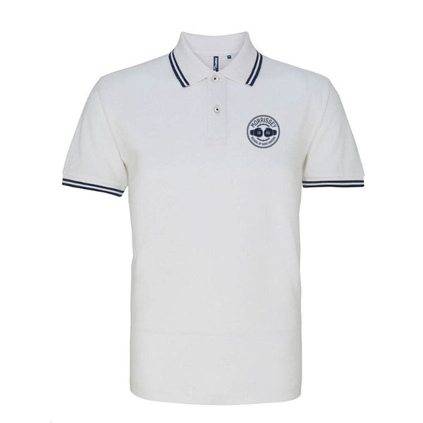 HARD KNOCKS POLO WHITE