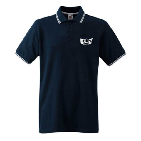 Mozdale Tipped Navy Polo