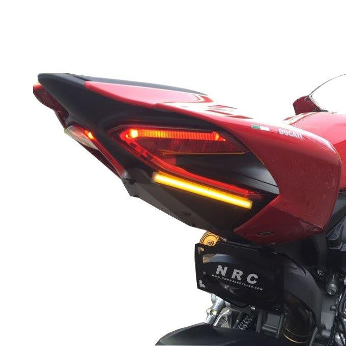 NRC Forward Tail Tidy With Led Turn Signals for Panigale 959, 1299
